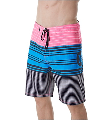 Hurley Strands Icon Striped 20 Inch Boardshort