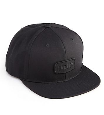 Hurley Schuster Snap Back Hat