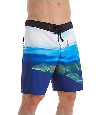 Hurley Phantom Clark Shark Week Boardshort
