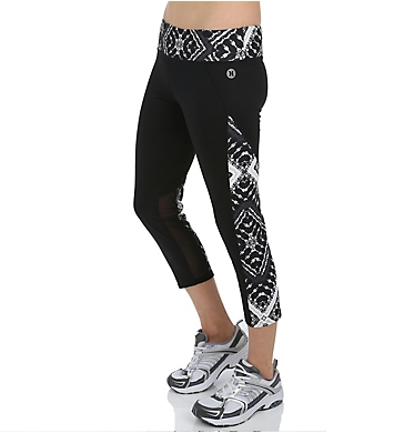 Hurley Beach Active Dri-Fit Paneled Legging