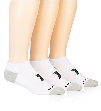 Hurley Half Terry Low Cut Sock - 3 Pack