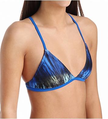 Hurley To Dye For Sports Bra Swim Top
