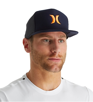 Hurley Blocked 3.0 Classic Trucker Hat