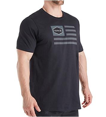 Hurley Homeland USA Flag T-Shirt