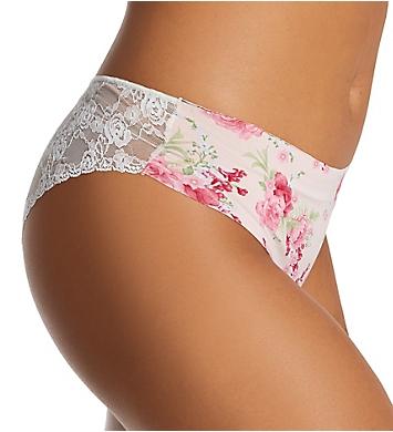 Ilusion Signature Rose Lace Bikini Panty - 3 Pack