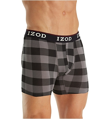 Izod Cotton Stretch Boxer Brief