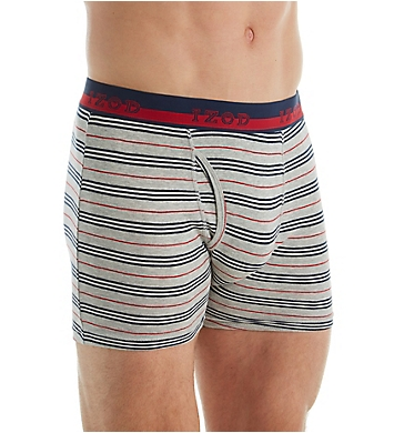 Izod Cotton Boxer Briefs - 3 Pack