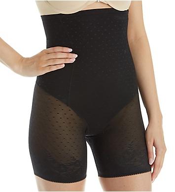 Janira Secrets Lace High Waist Firm Control Thigh Slimmer