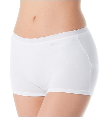 Janira Essential Cotton Boyshort Panty - 2 Pack