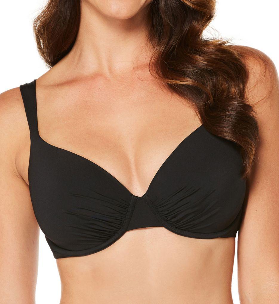Jantzen Solid Underwire Bikini Swim Top