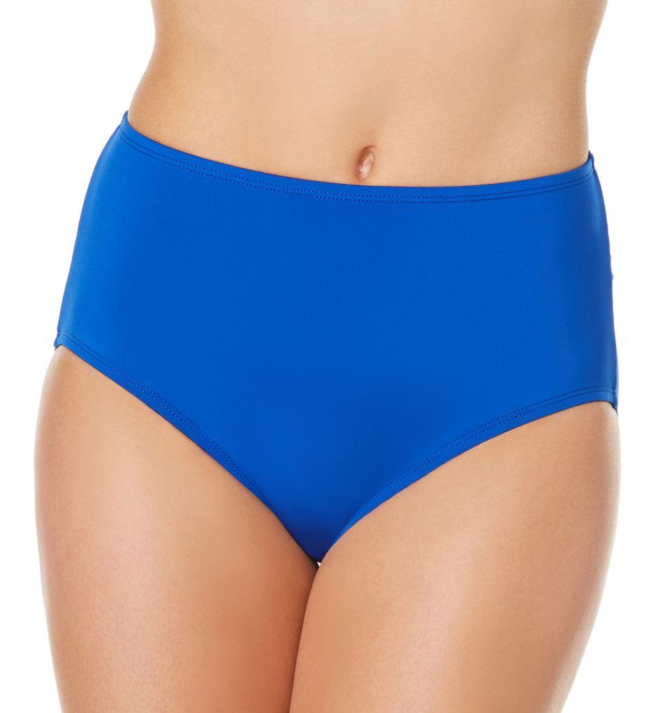 Jantzen Solid Comfort Core Brief Swim Bottom