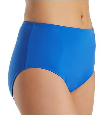 Jantzen Solids Comfort Tummy Control Brief Swim Bottom