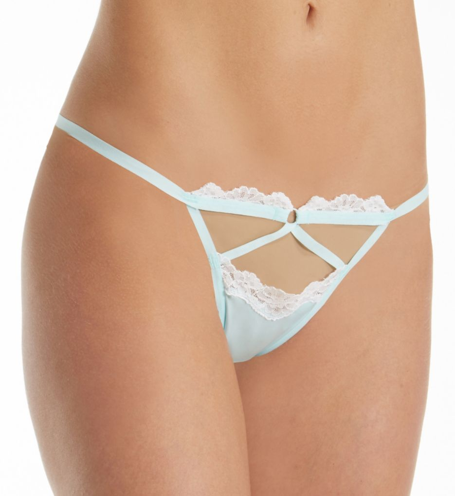 Jezebel Claudia Strappy Micro with Swing Lace G String