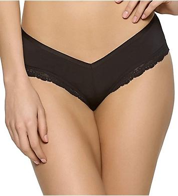 Jezebel Capri Strappy Open Back Brazilian Panty