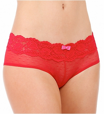 cost charm hot product prevalent Jezebel Posh Hipster Panty 70940