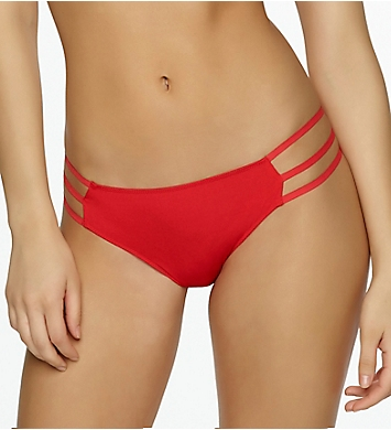 Jezebel Naomi Cheeky Bikini Panty with Strappy Sides