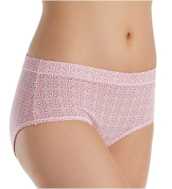 Jockey Modern Cotton Stretch Hipster Panty - 3 Pack