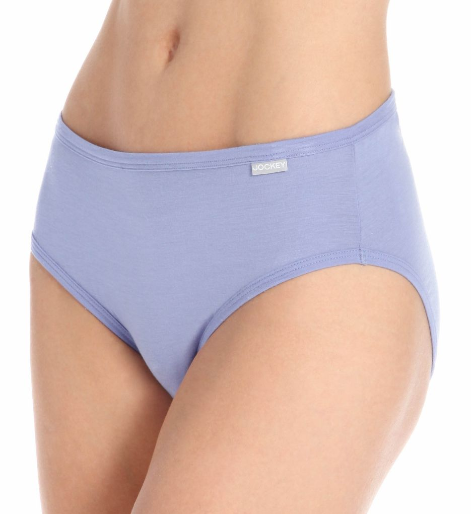 Jockey Elance Supersoft Classic Hipster Panty - 3 Pack