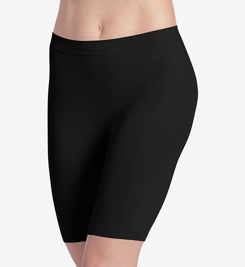 Jockey >> Jockey 2109 Skimmies Modern Fit Slipshort (Black S)