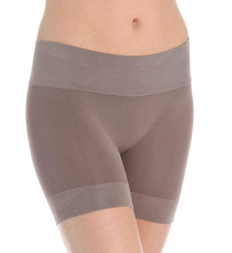 Jockey >> Jockey 2115 Skimmies Wicking Short Slipshort (Cafe Latte S)
