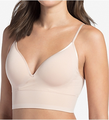 Jockey Natural Beauty Seamfree Micro Lined Bralette