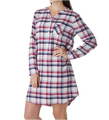Jockey Plaid Sleepshirt