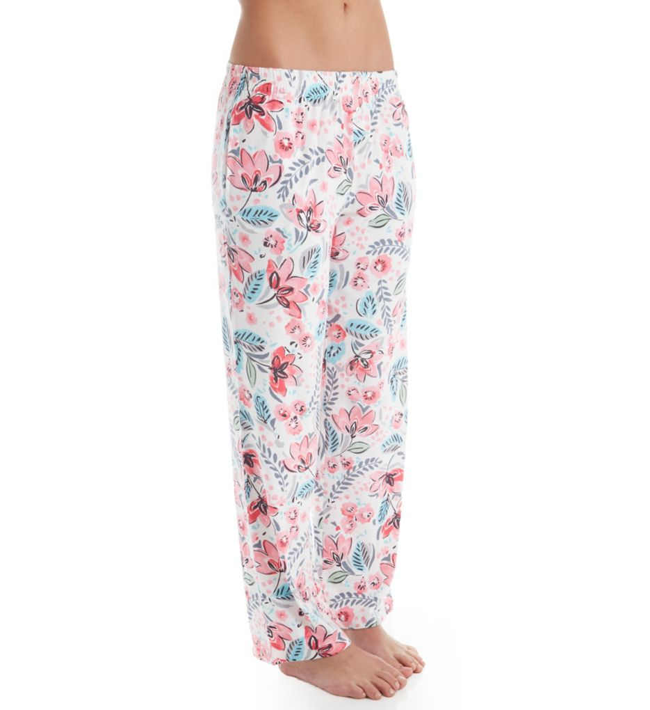 Jockey Spring Bloom Long Pajama Pant with Pockets
