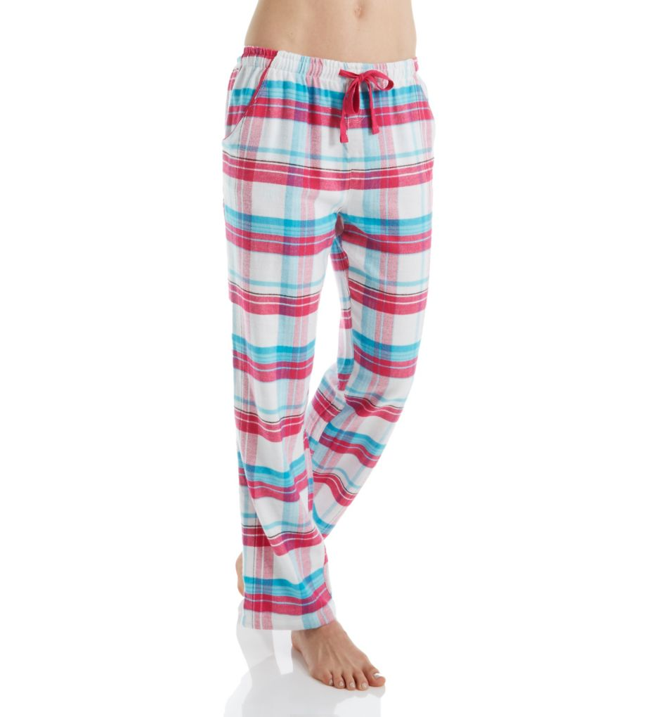 Jockey Coffee Break Flannel Long Pajama Pant