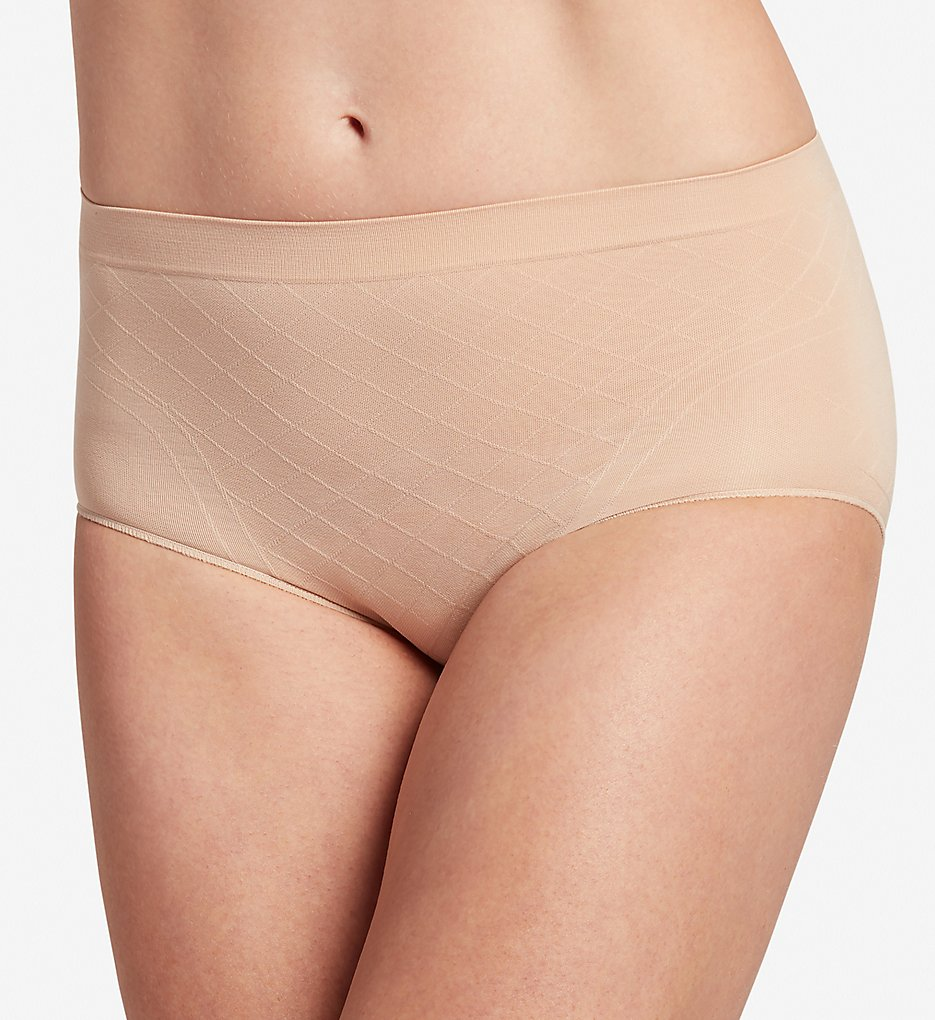 Jockey - Jockey 4145 Slimmers Cool Touch Tummy Slimming Brief Panty (Light S)