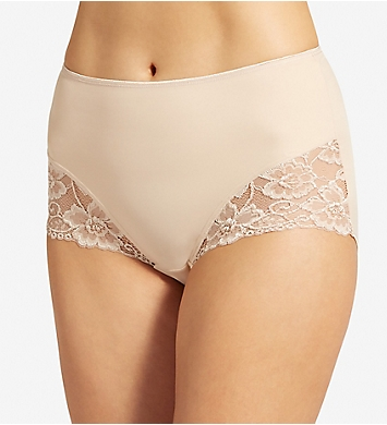 Jockey Slimmers Fixture Shaping Brief with Lace Panty