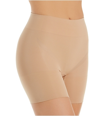 Jockey Slimmers Breathe Mid Rise Mid Length Short Panty