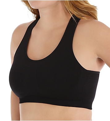 Jockey Seamless Sports Bra with Removable Pads 6997 - Jockey Bras