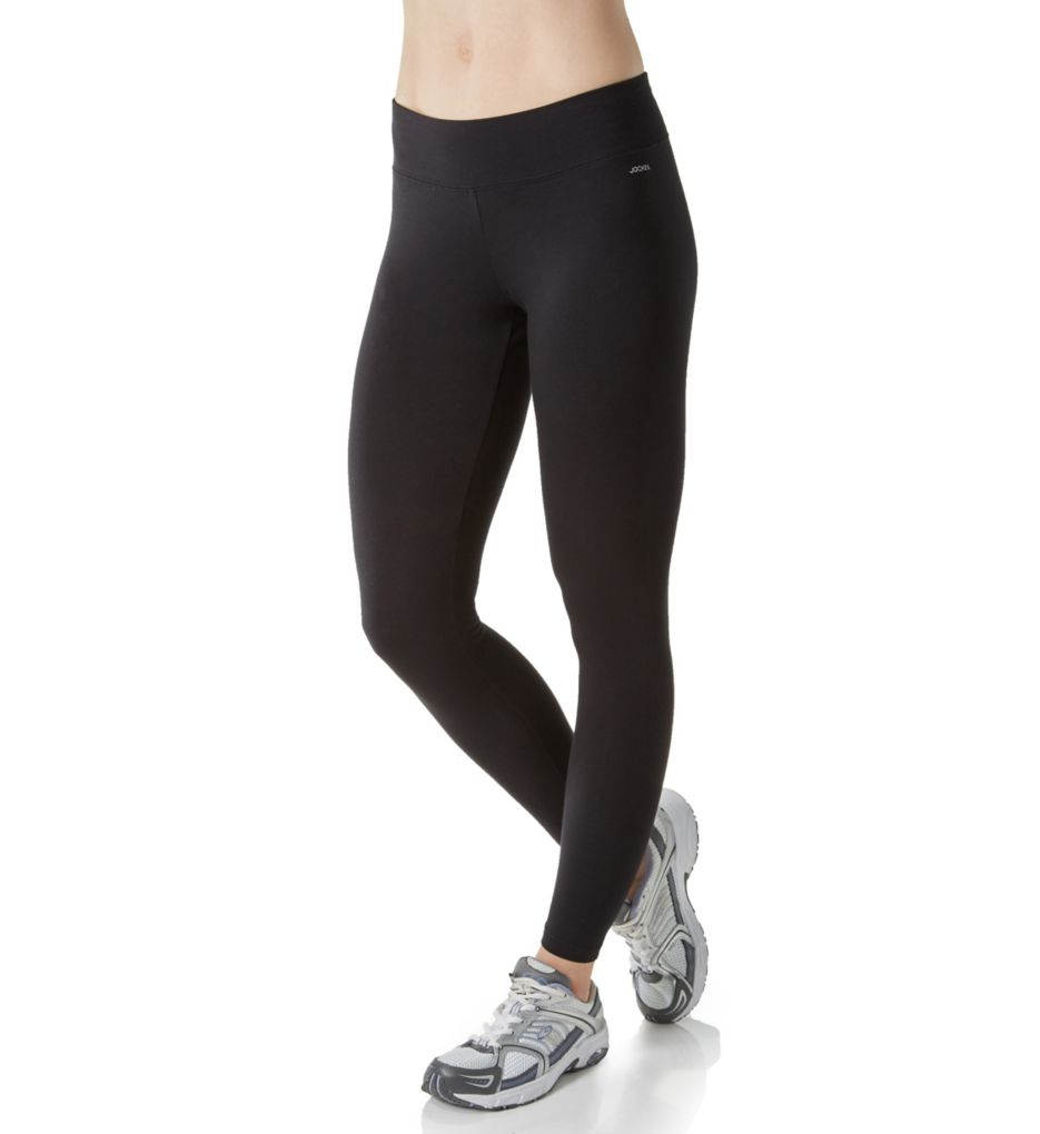 Jockey Core Body Basics Ankle Legging with Wide Waistband 7223