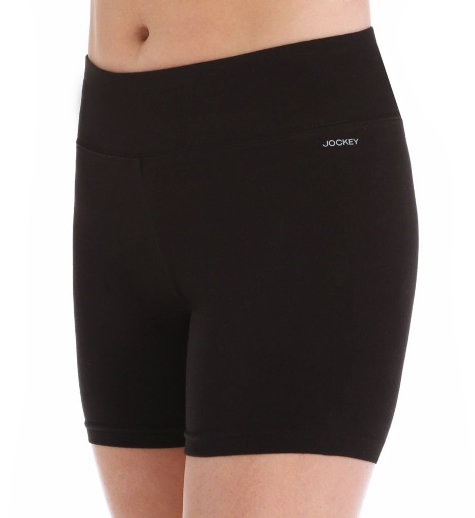 Jockey Core Body Basics 5 Inch Wide Waistband Bike Short 7272