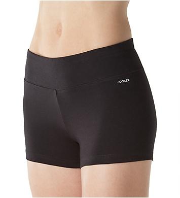 Jockey Core Body Basics 3 Inch Wide Waistband Bike Short