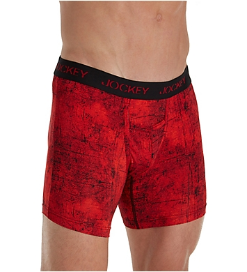 Jockey Sport Microfiber Performance Boxer Brief - 2 Pack