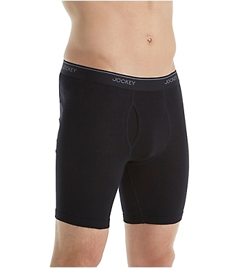 Jockey Stay Cool Plus Midway Boxer Briefs - 3 Pack