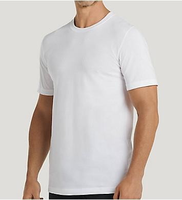 Jockey Classic Breathe Mesh Crew Neck T-Shirts - 2 Pack