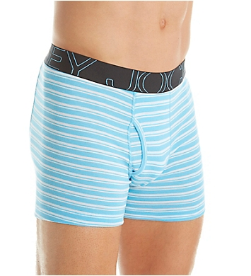 Jockey Active Blend Full Cut Cotton Boxer Briefs - 4 Pack
