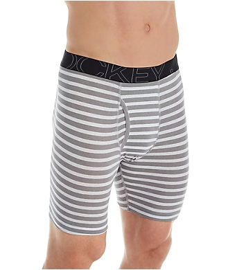 Jockey Active Blend Tag Free Midway Boxer Briefs - 4 Pack