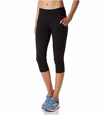 Jockey Cotton Blend Pocket Capri