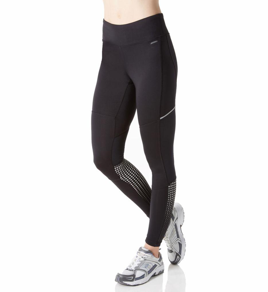 Jockey Nightlight Reflective Graphic Ankle Legging