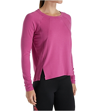 Jockey Nova French Terry Long Sleeve Top