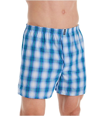 Jockey Full Cut Blended Boxers - 3 Pack