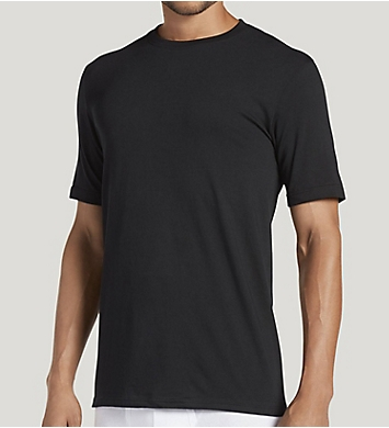 Jockey StayNew 100% Cotton Crew T-Shirts - 3 Pack