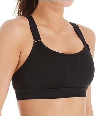 Jockey Groove High Impact Sports Bra with Removable Pads