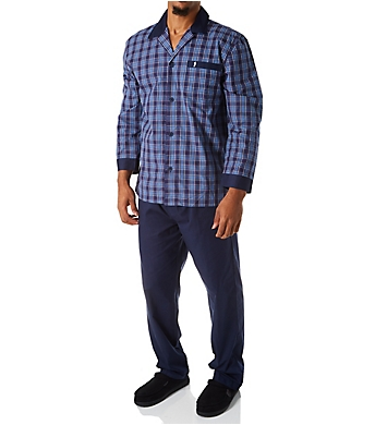 Jockey Big Man Woven Pajama Set