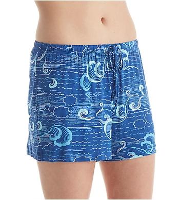 Jockey Sleepwear Poppy Waves Boxer