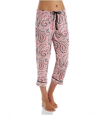 Jockey Sleepwear The Brunch Club Cropped Pant