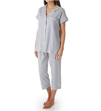Jockey Sleepwear Love that Lasts Notch Collar PJ Set
